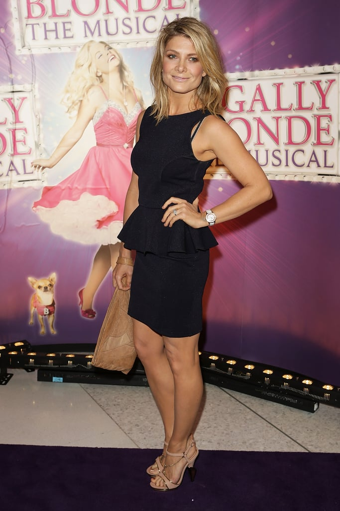 Pictures Of Celebrities At The Legally Blonde The Musical