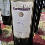 This French grape blend was excellent thanks to the addition of Malbec.