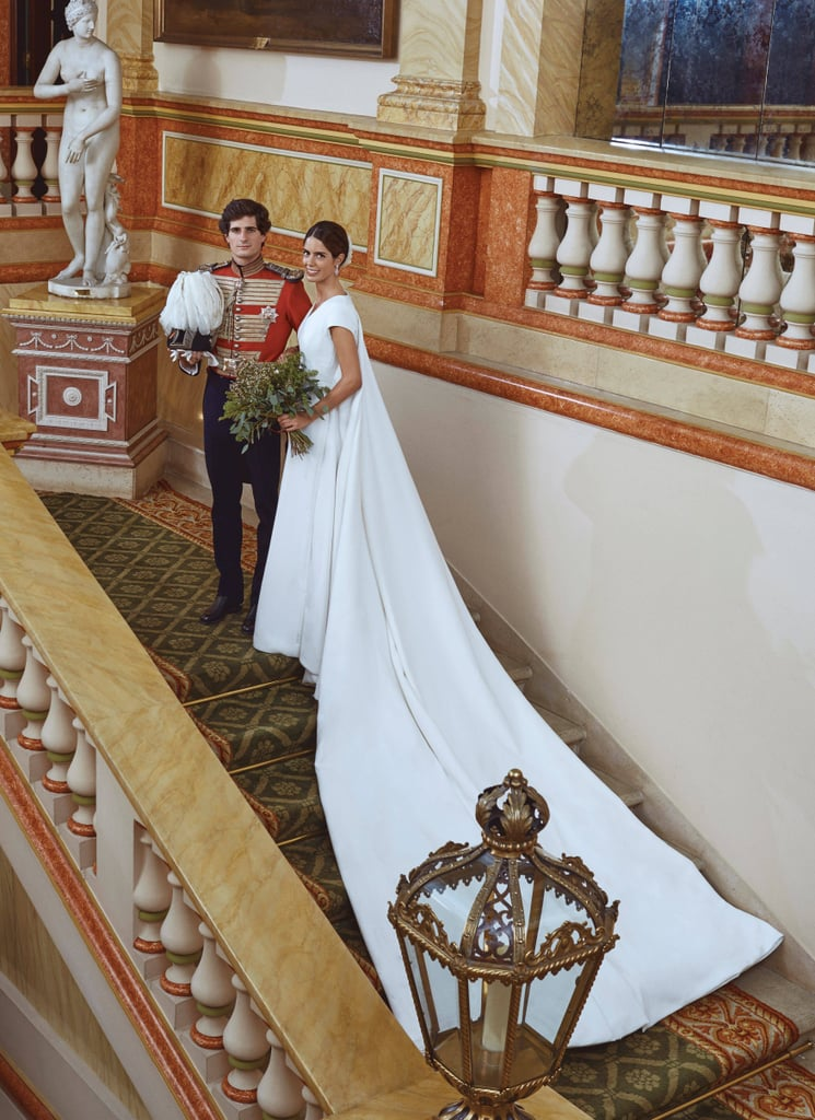 Sofia Palazuelo's Wedding Dress