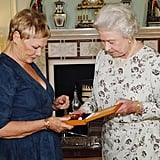 The Queen and Dame Judi Dench