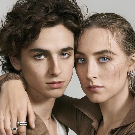 Saoirse Ronan and Timothée Chalamet on Little Women Quotes