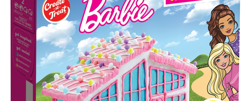 Build a Barbie Dreamhouse With This Holiday Cookie Kit