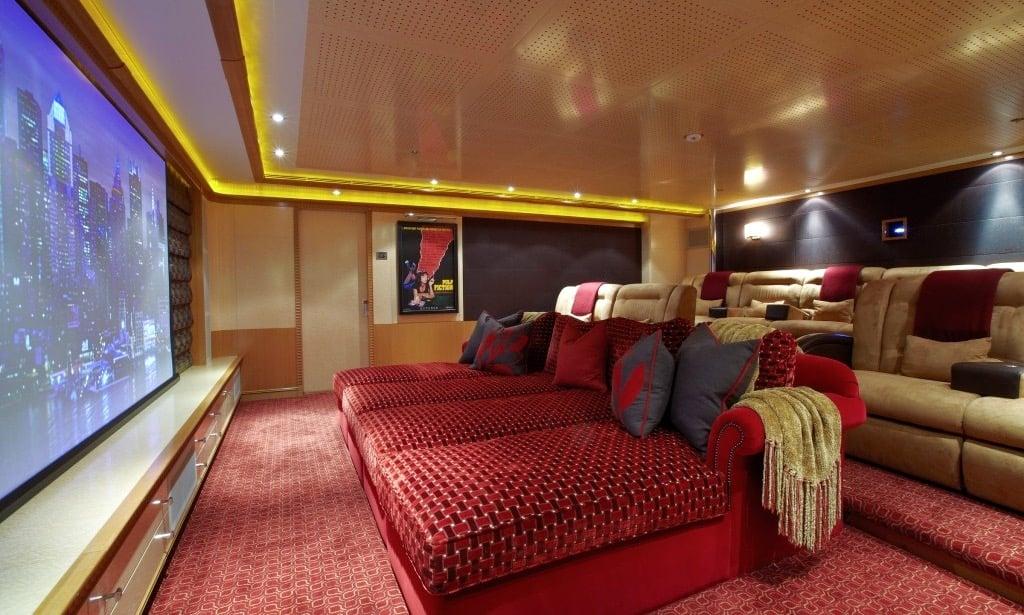 250-Foot Mega Yacht Pegasus V in Adriatic
