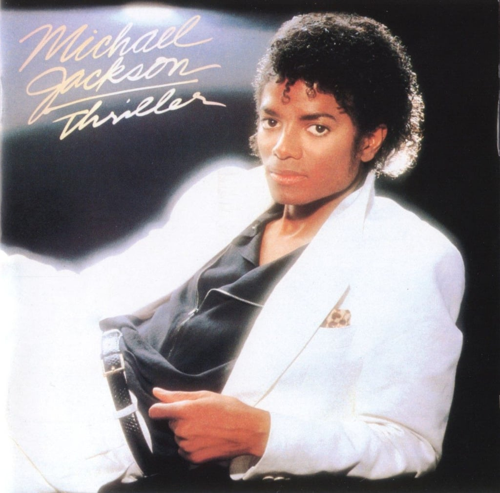 Thriller by Michael Jackson My parents bought it for me for the holidays after I begged them for it (it was the early 1980s, so it was a cassette tape, of course). I think they bought it at Sam Goody, and I remember playing it in my room for hours on end! — Rebecca Gruber, moms editor