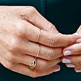 Meghan Markle's Missoma Signet Ring