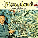Disneyland was built in one year.