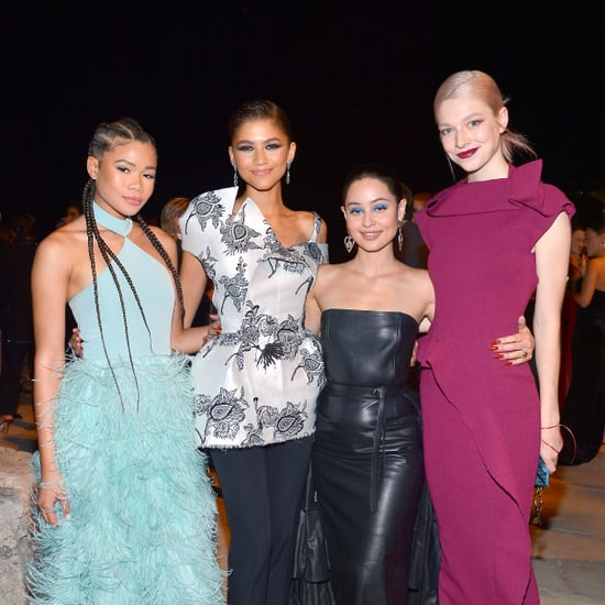 Euphoria Cast Reunited at The InStyle Awards 2019