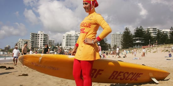 These Photos Remind Us That Burkinis Are An Awesome Expression Of Personal Style