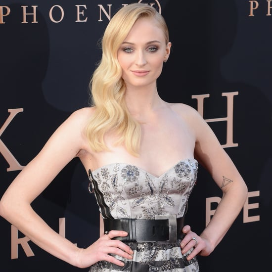 Sophie Turner Bottle Cap Challenge Video