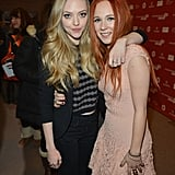 Amanda Seyfried at Lovelace Sundance Premiere Pictures