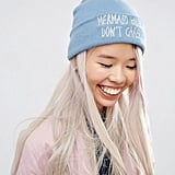 ASOS Mermaid Hair Don't Care Beanie ($16)