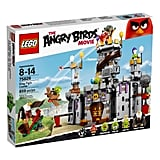 For 5-Year-Olds: Lego Angry Birds King Pig's Castle