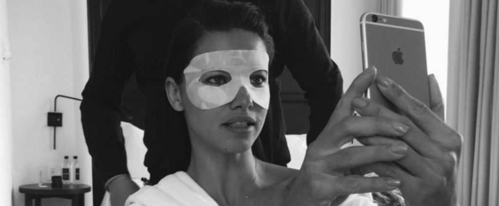 Celebrities Getting Ready For The Met Gala