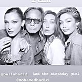 Gigi Hadid 24th Birthday Party Pictures