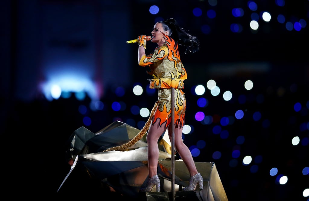 Katy Perry Half-Time Show at 2015 Super Bowl   Pictures
