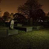 Take a spooky graveyard tour.