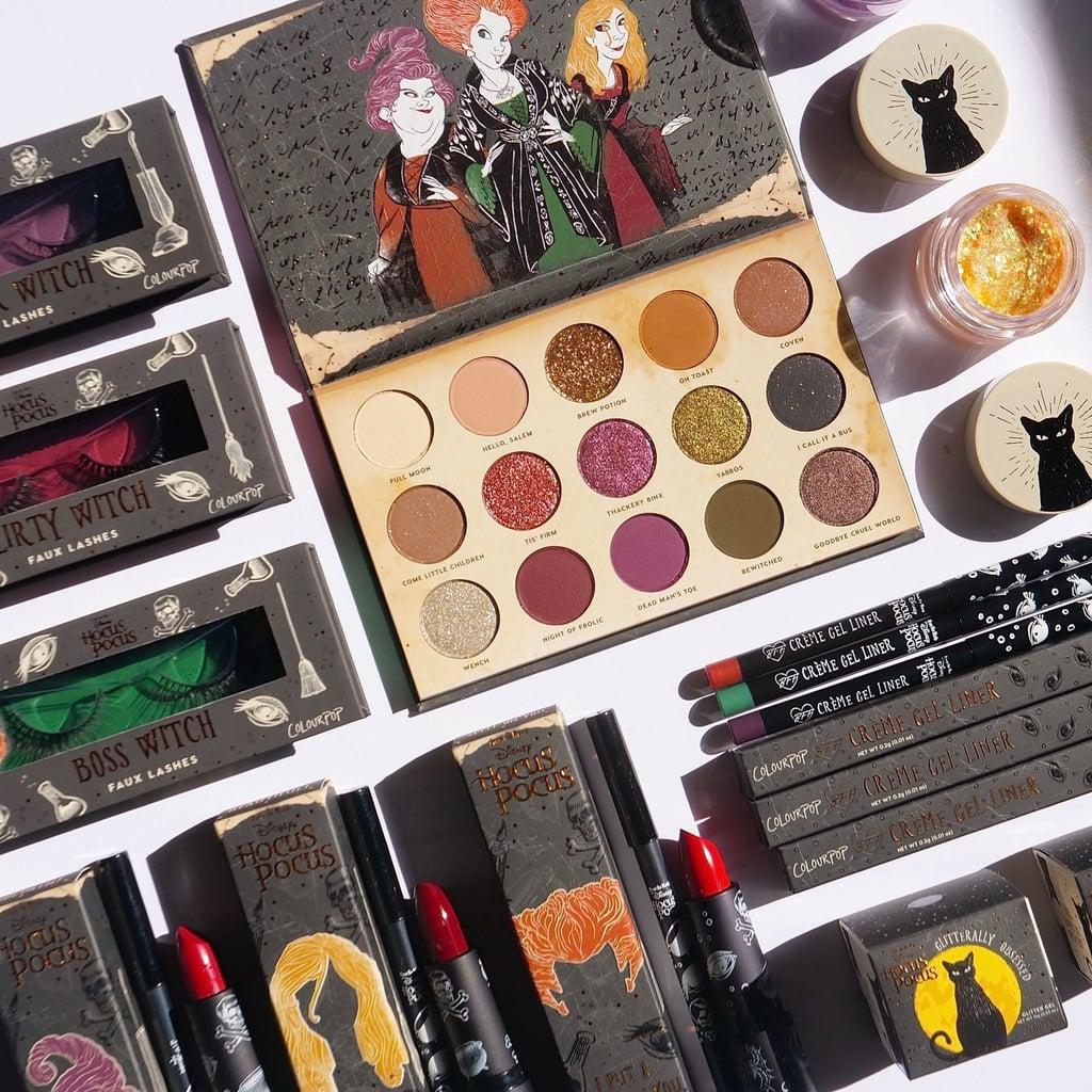 Colourpop x Hocus Pocus Makeup Collection