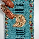Hello There Cat Doormat
