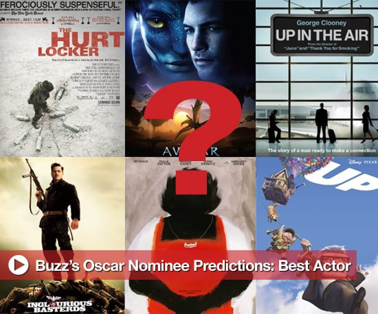 Five Actors Who Will Be Nominated For a Best Actor Academy Award on Feb. 2