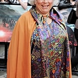 Miriam Margolyes as Mrs. Who