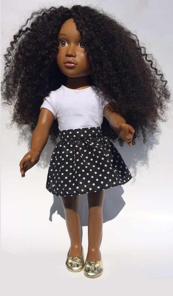 Angelica Doll With Natural Hair Popsugar Beauty