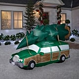 Christmas Vacation Inflatables