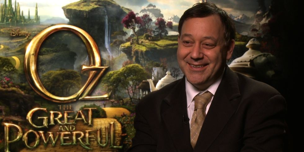 Sam Raimi Interview About the Wizard of Oz | Interview