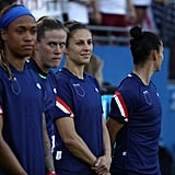 USWNT Wore Inside Out Shirts Protesting US Football Federation