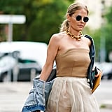How to Wear a Tube Top