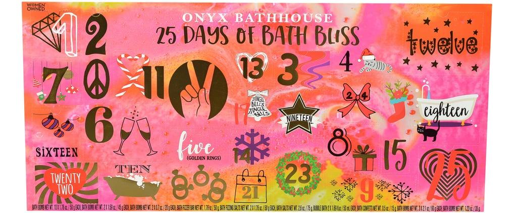 Walmart Bath Bomb Advent Calendar