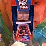 Hasbro Jenga's Pass Challenge Game