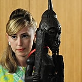 Stephanie Drake as Meredith on Mad Men.  Photo courtesy of AMC