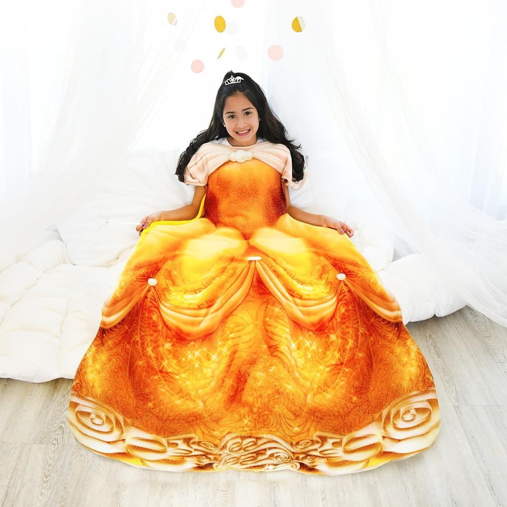 Disney Princess Belle Outfit From Blankie Tails