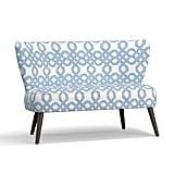 Adams Upholstered Settee