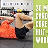 20 Minute Cardio & Core HIIT Workout