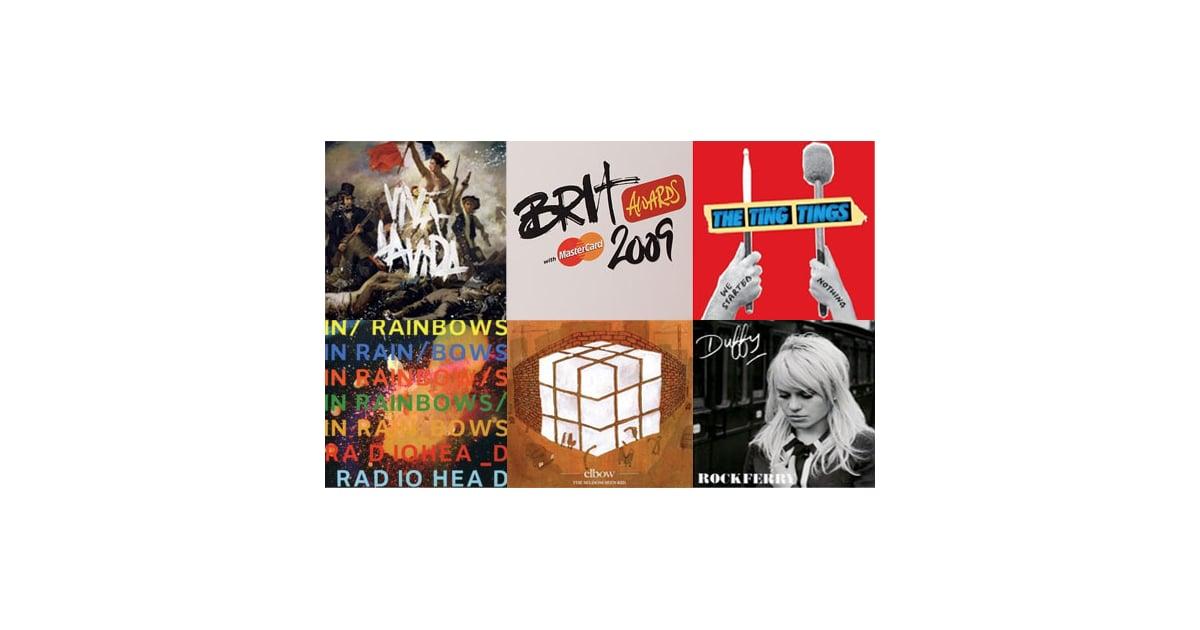 2009 Brit Awards — Best British Album Nominees | POPSUGAR ...