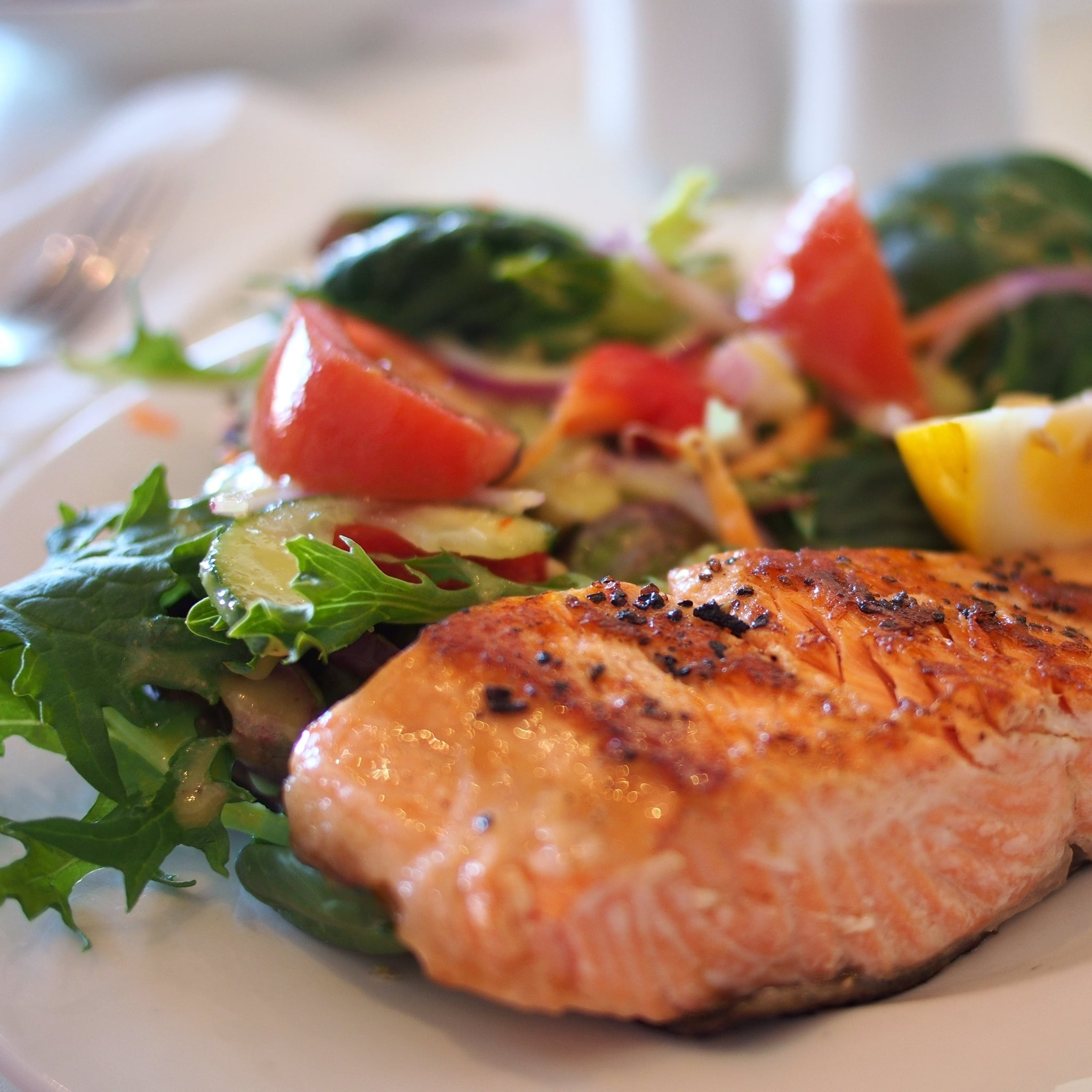How Long Does Cooked Salmon Stay Good In The Fridge Popsugar Food
