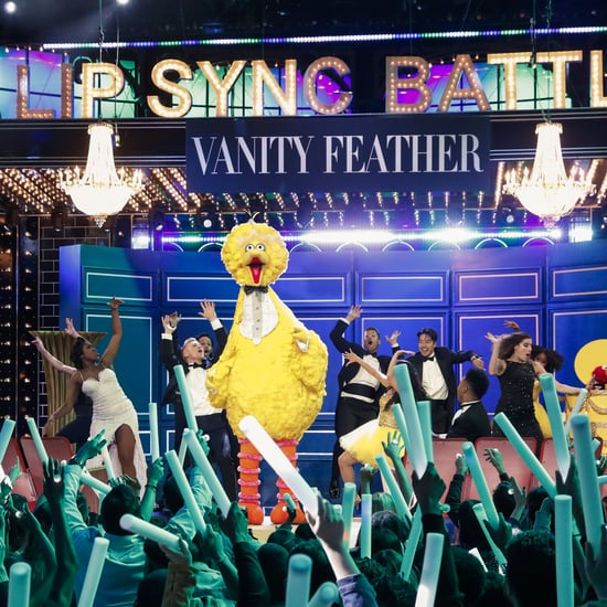 Big Bird and Jason Schwartzman Lip Sync Battle Preview Video