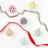 Patterned Ornaments