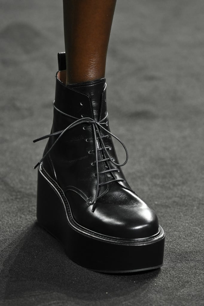 Fall Shoe Trends 2020: '90s-Style Stompers