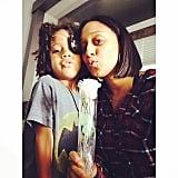 Tia and Cree