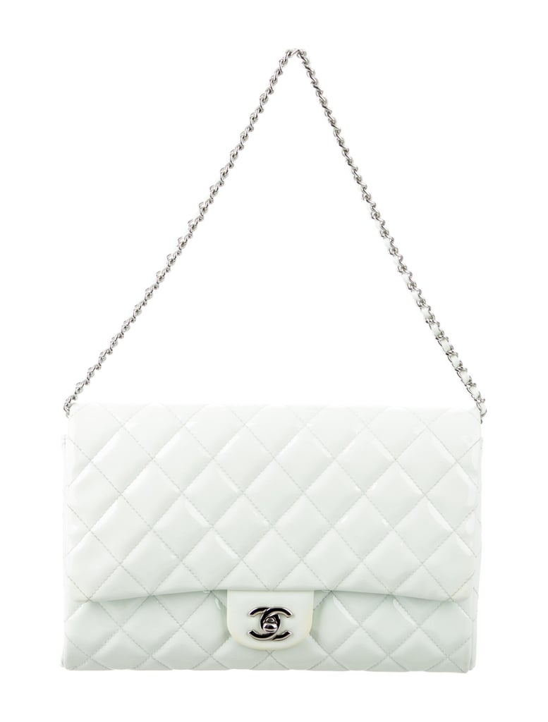 109945f5d99b White Chanel Lambskin Quilted Backpack- Fenix Toulouse Handball