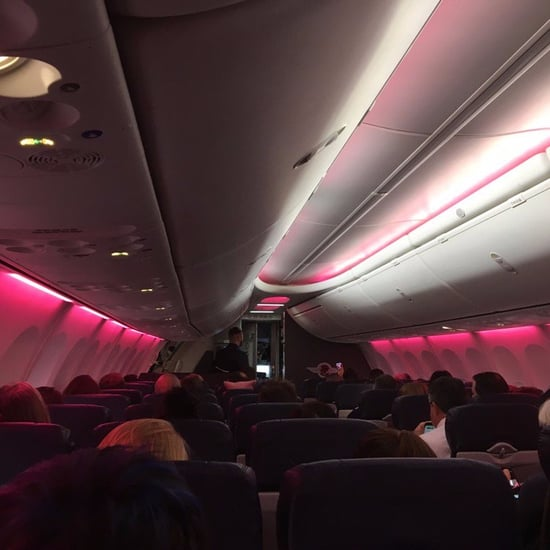 Southwest Flights Light Up Pink For Women's March