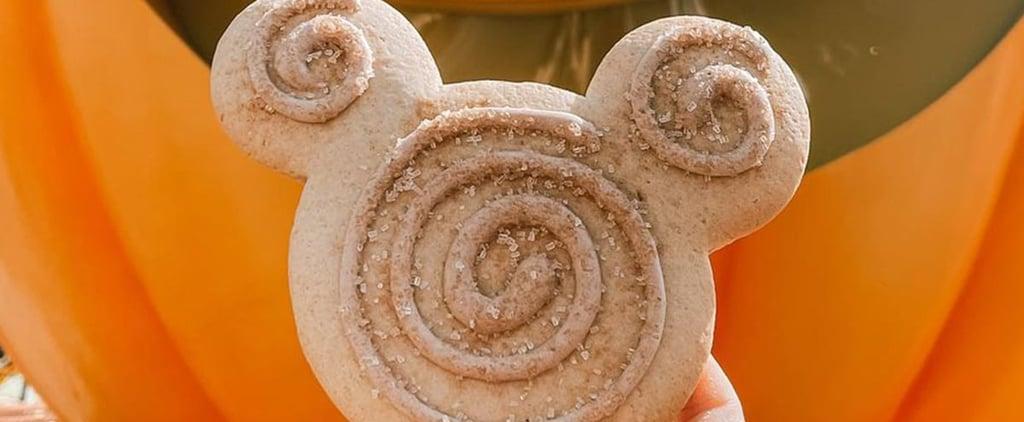 See Photos of New Churro Cookies at Disneyland