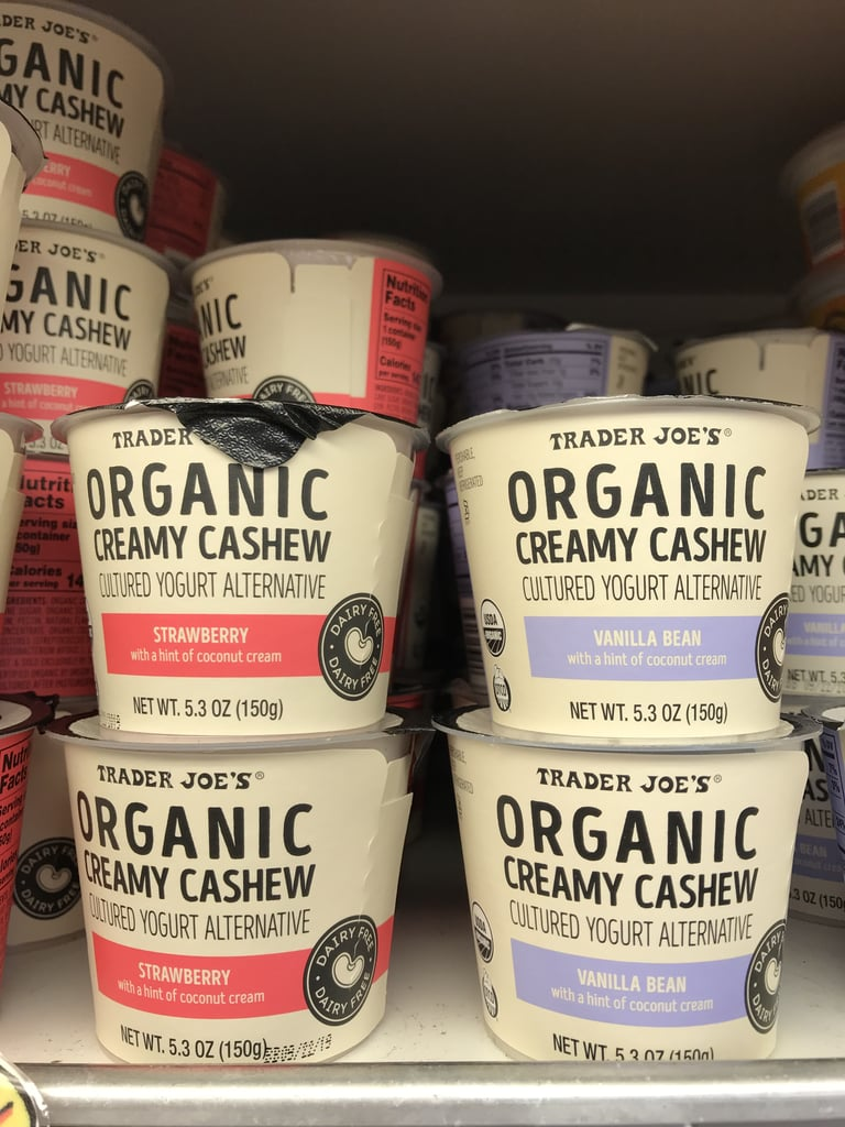Trader Joe's Organic Creamy Cashew Cultured Yogurt Alternative ($2)