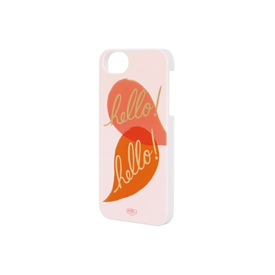 Get double the greetings with this Hello Hello iPhone 5 case ($32).