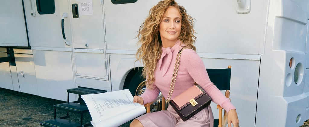 See Coach x Jennifer Lopez's Hutton Bag Collaboration