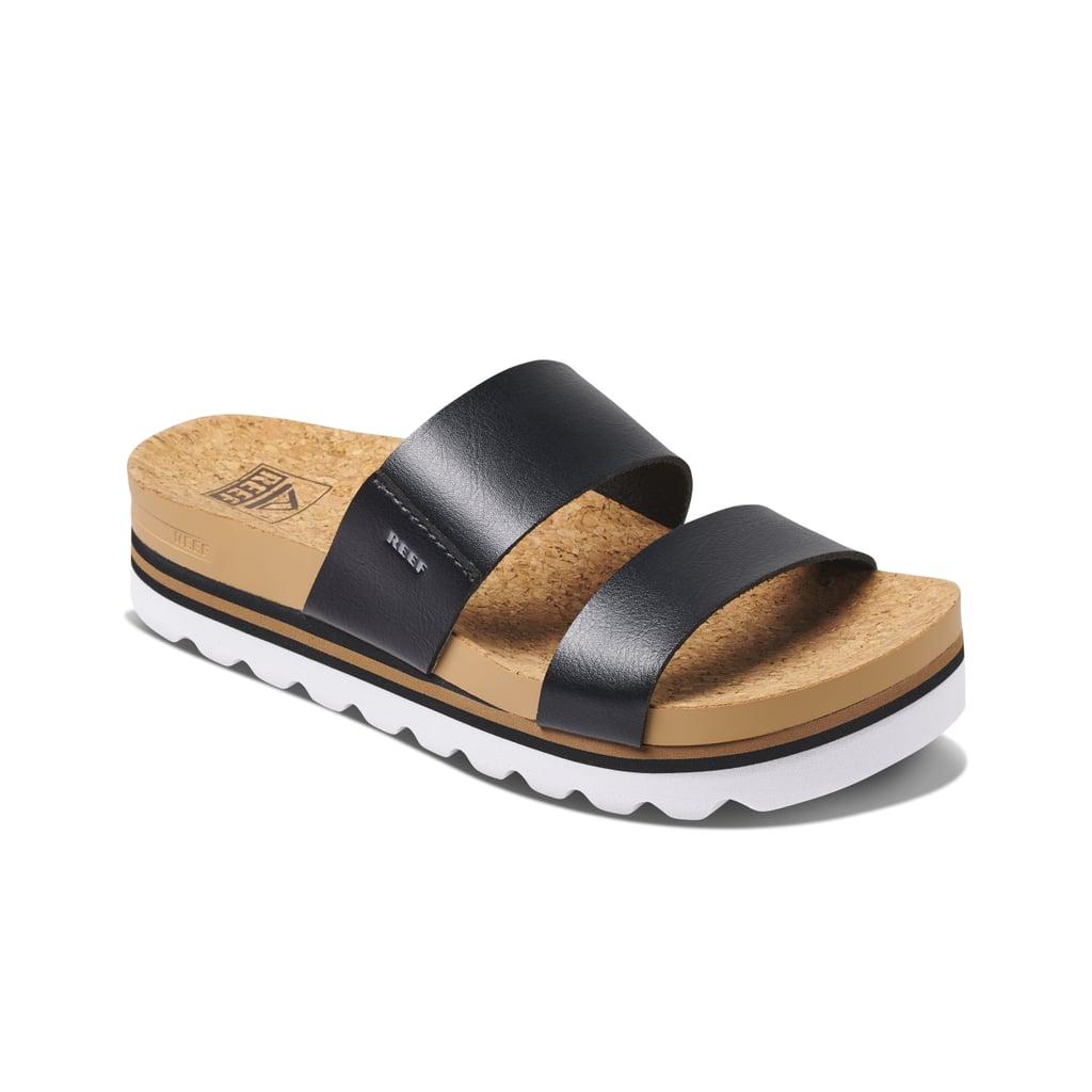 Reef Cushion Vista Hi Sandals