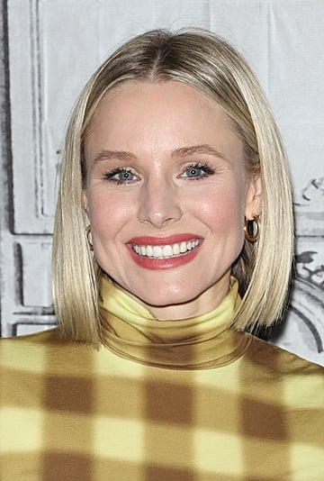 Kristen Bell Got a Shag Haircut With Bangs