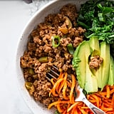 Taco Beef and Kale Bowls